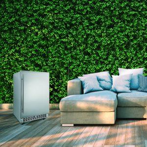 DAR055D1BSSPRO Outdoor Refrigerator