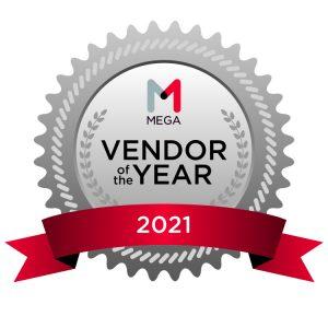MEGA 2021 Vendor of the Year