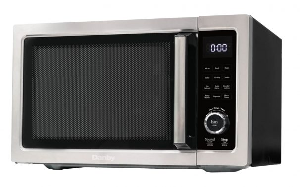 Danby 5 in 1 Multifunctional Microwave Oven with Air Fry - DDMW1060BSS-6