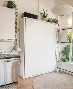 Murphy Bed ideal for small space living