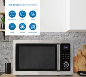 Danby 5 en 1 Four à micro-ondes multifonctionnel avec friteuse