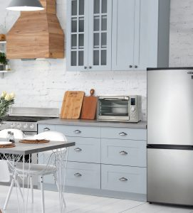 Small Kitchen with Danby appliances