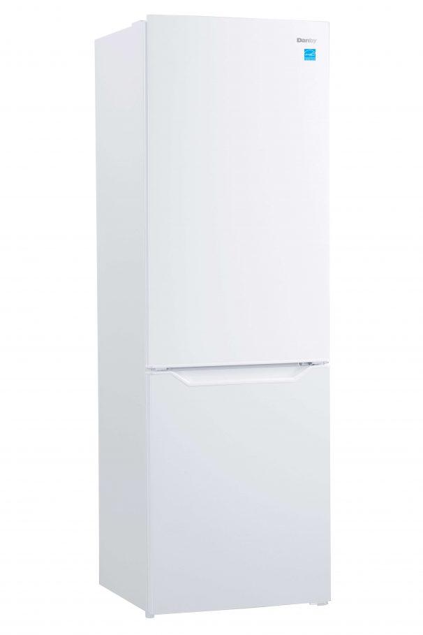 Danby 10 Cu ft Bottom Mount Refrigerator - DBMF100B1WDB