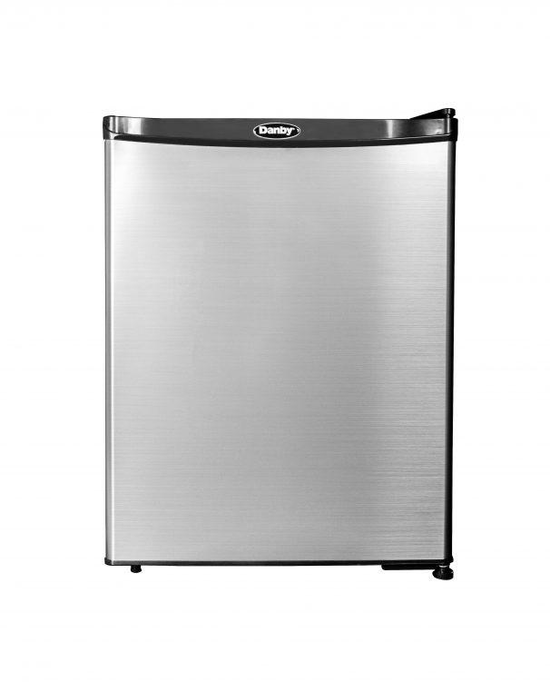 Danby 2.2 cu. ft. Compact Refrigerator - DAR022A1SLDB