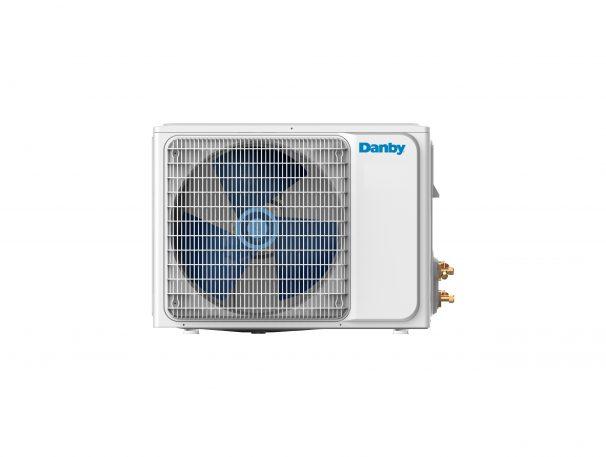 Climatiseur mini-split Danby 12 000 BTU avec pompe à chaleur et onduleur à vitesse variable  - DAS120GAHWDB