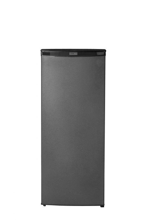 Danby Designer 8.5 cu ft Upright Freezer in Slate Black - DUFM085A4TDD