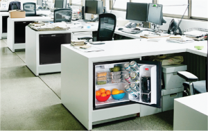 Réfrigérateur compact de 1,0 pi3 de Danby